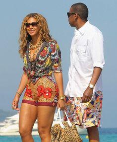#Beyonce #Beyoncebeachdress http://pinkmartini.blog.com/2014/02/07/beyonce-looks-stunning-in-a-boho-beach-dress/