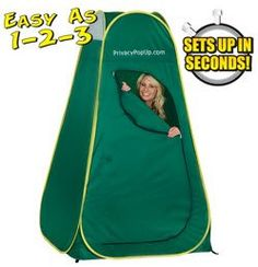 1000 Images About Pop Up Privacy Tent On Pinterest