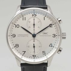 Buy and Sell Second Hand IWC in perfect conditions www.ancienne.es