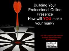 Building Your Professional Online Presence
