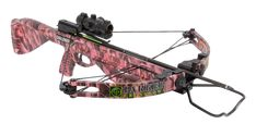 Parker Bows, a manufacturer of high quality Compound bows, Crossbows and Crossbow Accessories is proud to introduce the Challenger PINK. Designed especially for ladies, the Challenger PINK is fast, accurate, lightweight, compact, easy to cock, and dressed in a Stunning G1 Pink camo pattern – perfect for every woman. At an amazing weight of only [...]