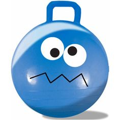 "22"" Blue Jumping Ball ( Try Bessemer Flea Market!!)"