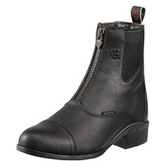 Hitching Post Tack Shop - Ariat Ladies Heritage III Zip H2O Insulated Paddock Boots, $125.95 (http://www.hitchingposttack.com/products/ariat-ladies-heritage-iii-zip-h2o-insulated-paddock-boots.html)