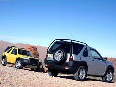 Land Rover Freelander... my baby.