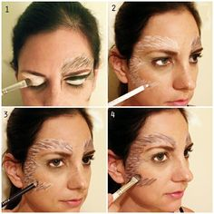 Wold makeup