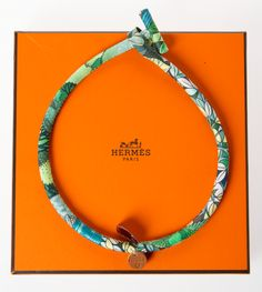 Hermes Necklace @FollowShopHers - Love the closure on this necklace, too!