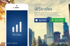 Strides habit tracking app: it works (no joke)