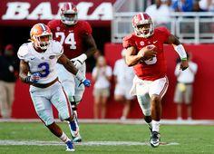 Crimson Tide Football, Alabama Football, Alabama Crimson Tide, College Football, Football Team, Football Helmets, Espn, Social Media, Followers