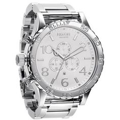 Reloj NIXON THE 51-30 CHRONO HIGH POLISH