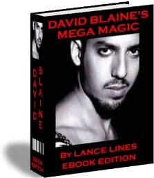 You have seen David Blaine perform amazing street magic on your TV, Now you to can learn how to perform these amazing street magic tricks with our simple to use step by step guide. $1