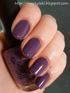 OPI - Holland Collection - Dutch'ya Just Love OPI?