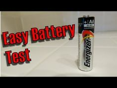 This Simple Trick Will Tell You If Your Batteries Are Dead In 2 Seconds. Try It