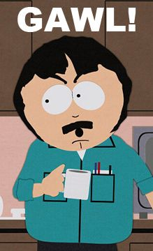 Randy Marsh: arguably one of South Park's best characters.