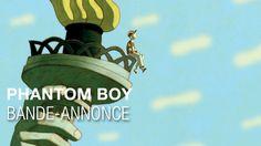 PHANTOM BOY - Bande-annonce avec Audrey Tautou, Jean-Pierre Marielle &...