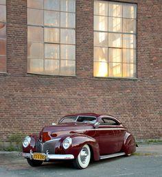 41 Mercury. Sweden