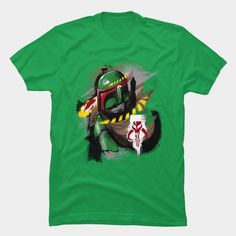 Hunter T Shirt By StarWars Design By Humans