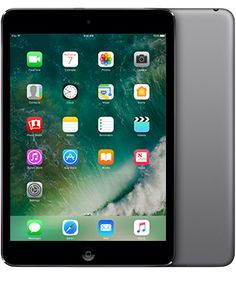 iPad mini 2 is available in Silver or Space Gray, a range of storage sizes, and the option to add cellular data capability. View iPad mini 2 and pricing.