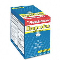 PhysiciansCare Ibuprophen 2-count Tablet Packs