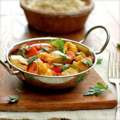 Chicken and Vegetable Curry | ~The Dinner Prescriptor~