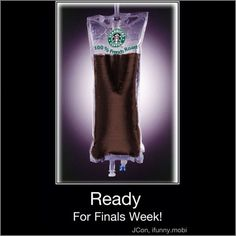 La semana más pesada del semestre :(