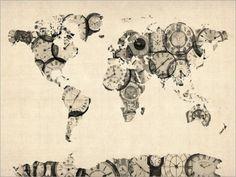 I like maps.