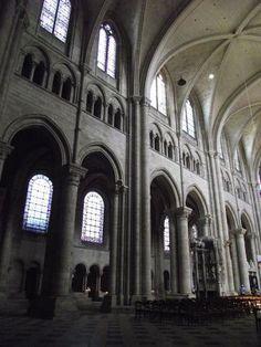 Interior de la catedral de Sens © Parsifall