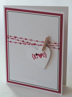 IC272 - Love You by rainy - Cards and Paper Crafts at Splitcoaststampers