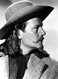 BUFFALO BILL (1944) - Joel McCrea as Colonel William F. Cody - Directed by William A. Wellman - 20th Century-Fox.