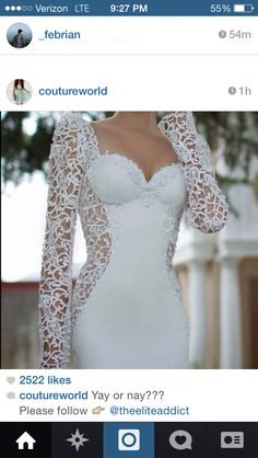Want to know who designed this dress and where it can be found