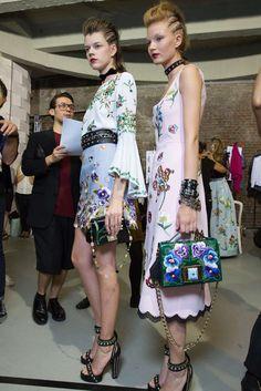 Andrew Gn, Spring-Summer 2017, Paris, Womenswear