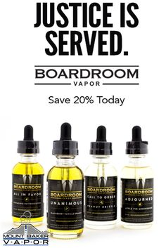 Mt Baker Vapor is offering BOARDROOM VAPOR 20% discount only for today. No coupon code is required. For Products Visit At: http://www.couponcutcode.com/stores/mount-baker-vapor/
