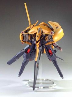 Gundam [Kehar II] Re-Zeon Use (Garage Kit) By Ryuji Sorayama *To be sold at the upcoming x Hobby 2014 (Japan) o. Plastic Model Kits, Plastic Models, Gundam Custom Build, Garage Kits, Suit Of Armor, Gundam Model, Mobile Suit, Robot, Lego Mecha