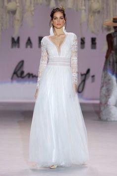 Marylise by Rembo Styling. Rembo Styling, Estilo Boho Chic, Lace Wedding, Wedding Dresses, Bridal Fashion Week, Bridal Style, Elegant, Design, Events
