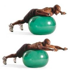 3 Swiss-Ball Workouts to Build a Bigger Back | ACTIVE