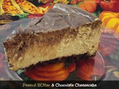 Country Pickins: Peanut Butter And Chocolate Cheesecake