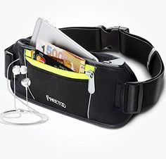[Running Belt] FREETOO Waist Pack Money Belt Fanny Pack Bum Bag Runners Pack for Traveling Holidays Fit for iPhone 6 plus Galaxy S5,S6,Note 4/5 | Your #1 Source for Sporting Goods & Outdoor Equipment