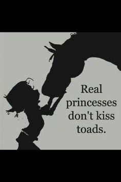 Princess don't kids toads