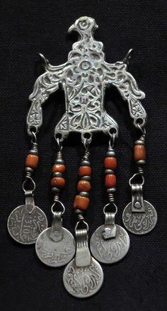 North Africa | Old Fine Berber Talisman – Essaouira, Morocco