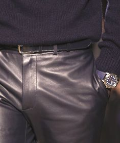 Mens Leather Pants, Biker Leather, Leather Skirt, Satin Shirt, Men Fashion, Amy, Boots, Skirts, Style