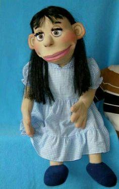Furry Puppet