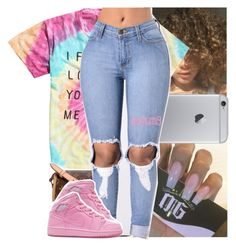 """and i can't get over you.."" by lamamig ❤ liked on Polyvore featuring Louis Vuitton"