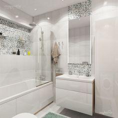 Ванная MAGENTLE - Дизайн интерьера magentle.com