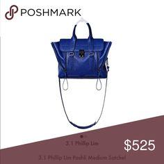 Philip Lim Medium Pashli Handbag USED PHILIP LIM HANDBAG NO STRAP COMES WITH DUSTBAG 3.1 Phillip Lim Bags