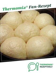 Dampfnudeln von brigitte4. Ein Thermomix ® Rezept aus der Kategorie Grundrezepte auf www.rezeptwelt.de, der Thermomix ® Community.