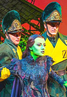 "nataliesandreou: "" "" new production shots of the west end cast of wicked "" "" Wicked Musical, Broadway Wicked, Broadway Theatre, Musical Theatre, Broadway Shows, Wicked Costumes, Elphaba Costume, Theatre Costumes, Ella Enchanted"