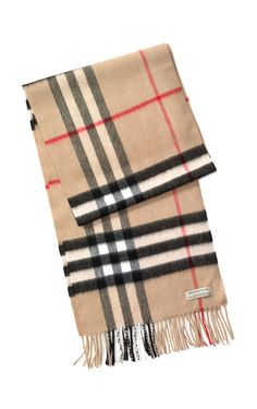 Discovered the Burberry Heritage Check Cashmere Scarf on the app, Modist.  Download it now on the Apple App Store.