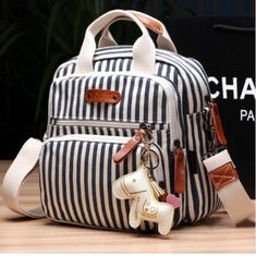 Multifunctional Fashion Diaper Backpack For Mom,New Cartoon Horse Decorate Mummy Bag for Baby,Top Quality Baby Diaper Nappy Bags Diaper Bag Guide Diaper Bag Backpack, Fashion Backpack, Baby Nappy Bags, Diaper Bags For Boys, Cheap Diaper Bags, Nurse Bag, Stroller Bag, Baby Essentials, Couture Sac