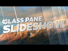 Glass Pane Slide Show - Adobe After Effects tutorial (Sponsored By…