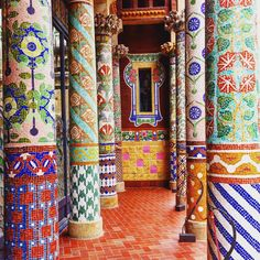 Palau de la Música Catalana #Modernisme #Barcelona