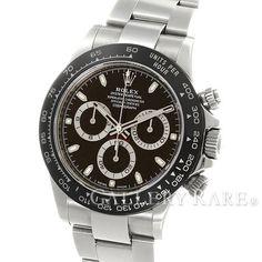 ロレックス コスモグラフ デイトナ ランダムシリアル ルーレット 116500LN ROLEX 腕時計